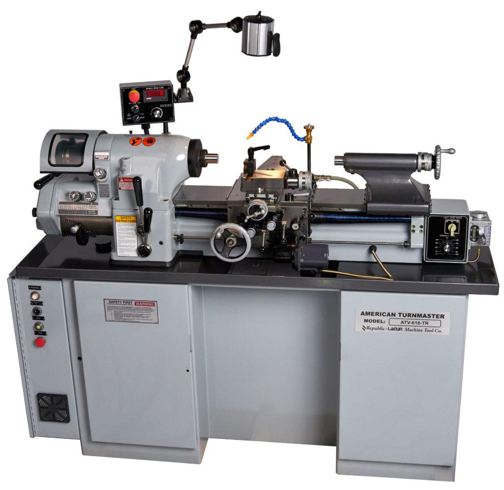 Ultra Precision Lathe ATV-618-TR