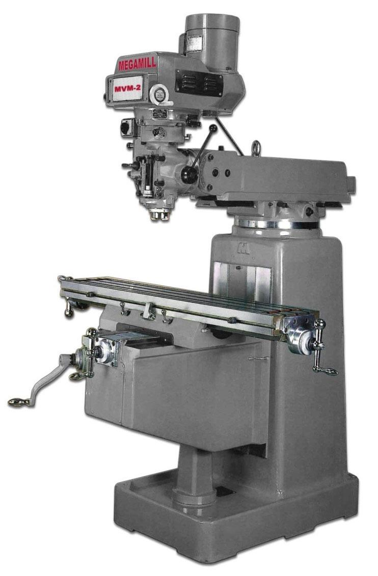 Machine photo of Lagun Vertical Megamill MVM-2