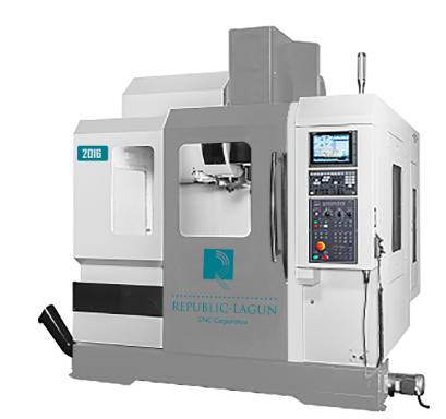Vertical Machining Center 2016B machine photo