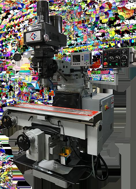 Machine photo of Lagun Megamill MVM 4