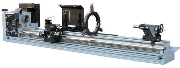 "Power One Lathe 35""-50"" Swing machine photo"