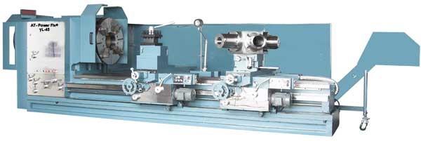 Big Bore Turret Lathe machine photo