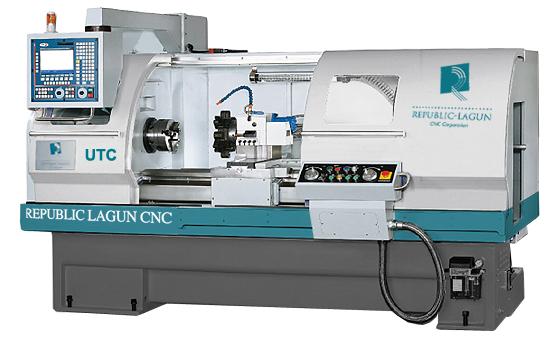 CNC Lathe UTC 1860 machine photo