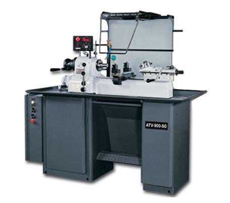 high accuracy second operation lathe machine photo